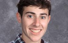 Max Kornblut Named Grasselli Brown Cutler Scholar at OU