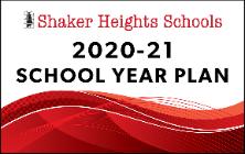 2020-21 School Year Plan Logo