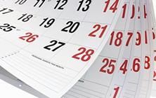 Give Feedback on the District's 2018 Calendar Survey