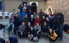 SHHS Spring Break Travel Roundup: Greece, Costa Rica and Morocco