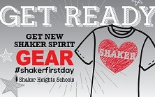 Get Ready for School: Update Your Wardrobe with Shaker Gear!
