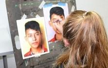 High School Portfolio Students Participate in The Memory Project