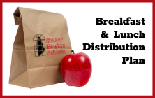 District Adjusting Meal Pickup Schedule for Memorial Day