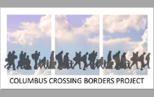 Schools, City and Library Host Columbus Crossing Borders Project