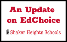 An Important Update on EdChoice