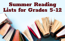 Summer Reading Lists