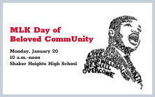 MLK Day of Beloved Community