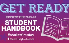 Review the 2019-20 Student Handbook