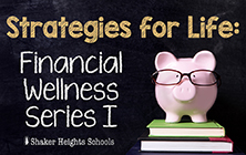 Register Now for Saturday's Financial Wellness Series