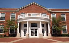 Shaker Heights High School Entrance