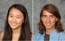 Two SHHS Seniors Named Corporate-Sponsored Merit Scholarship Winners