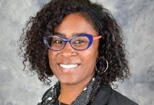 Woodbury Principal Tiffany Joseph