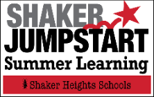 Shaker Jumpstart to offer Summer Enrichment and Learning Resources