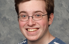 Sam Katz '17 receives NJCL Scholarship
