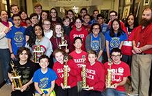 Shaker Shines In Ohio Junior Classical League Convention 2017