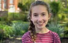 SHHS Student Linnea Koops Honored in NASA Glenn Essay Contest