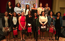 Class of 2017 MAC Sister Scholars Celebrate Achievements