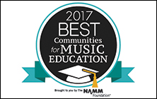 Shaker's Music Education Program Receives National Recognition