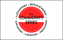 PK-4 CommUnity Speaker Series logo