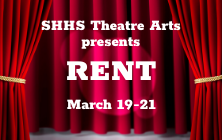 Tickets on Sale Now for RENT: School Edition, March 19-21