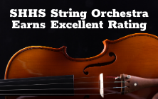 SHHS Orchestra Earns Excellent Rating at OMEA Contest