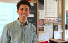 Shaker Heights Middle School Teacher David Saluga Selected for NHD Webinar Program