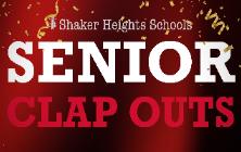 Senior Clap Outs Logo