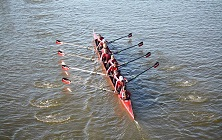 Shaker Crew Hosts Novice Rowing Camp Aug. 6-11