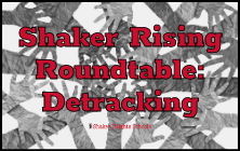 Shaker Rising Roundtable