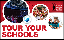 Join Us For Tour Your Schools Monday, March 19