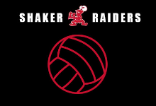 Shaker Summer Volleyball Camp June 24th-26th at SHHS