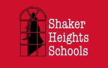 Red shaker logo