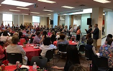 Shaker Schools Employees Honored at Annual Service Tea