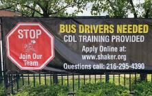 District Seeks Bus Drivers