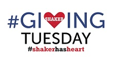 Give Back to the Shaker Schools Foundation