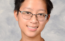 Junior Jocelyn Ting Wins Chemistry and Physics Awards
