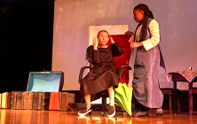 Middle School Theatre Presents Oz, October 25 and 26
