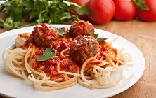 Spaghetti Dinner Raises More Than $1,000 for Hurricane Victims