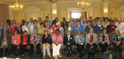 2013 Retiree Group Photo