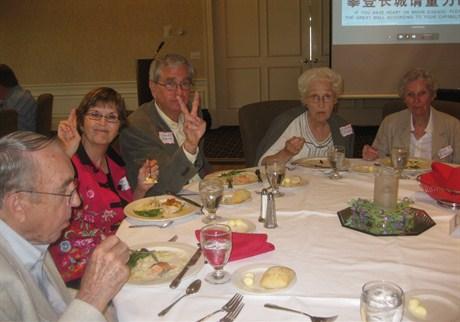 Luncheon Participants