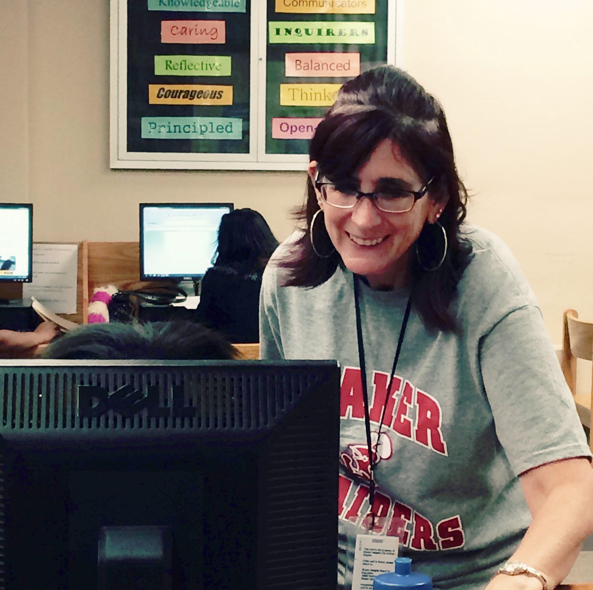 Ms. Sweigert