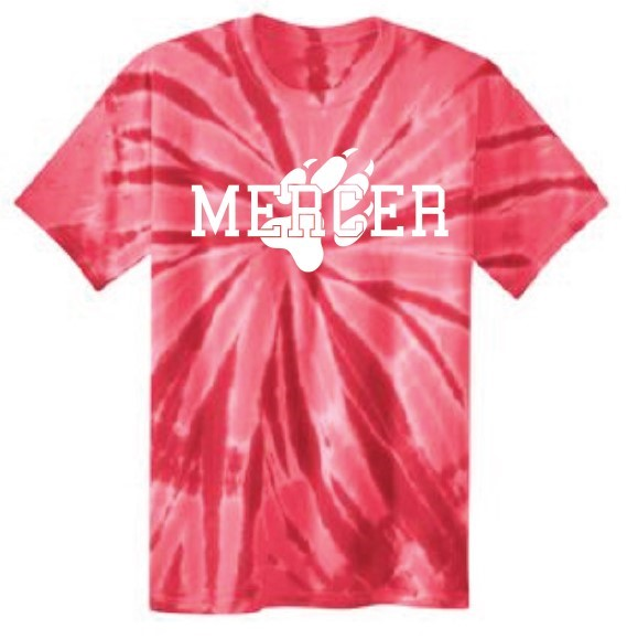 Tie-Dye Shirt  $12/Youth/$15-Adult