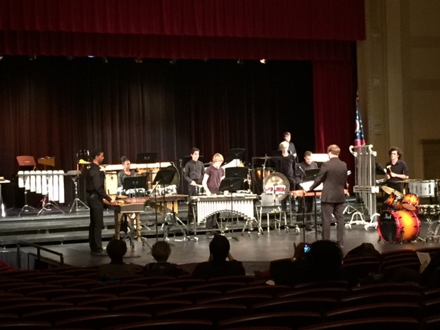 2017 Night of Percussion Concert