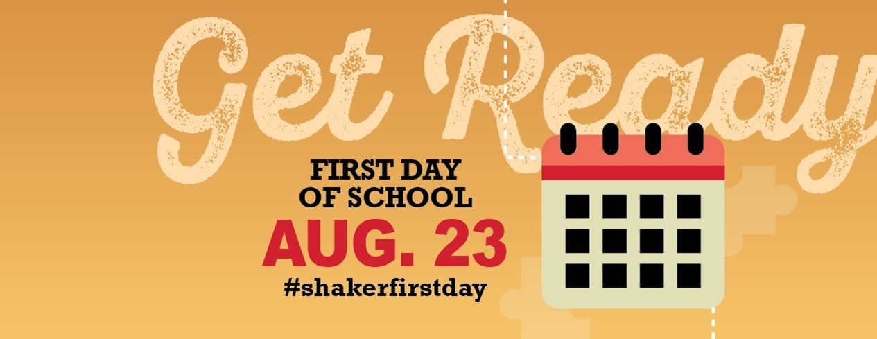 School Starts August 23
