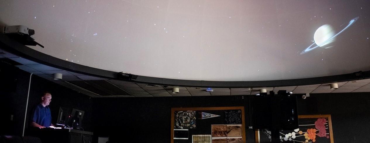 Planetarium picture