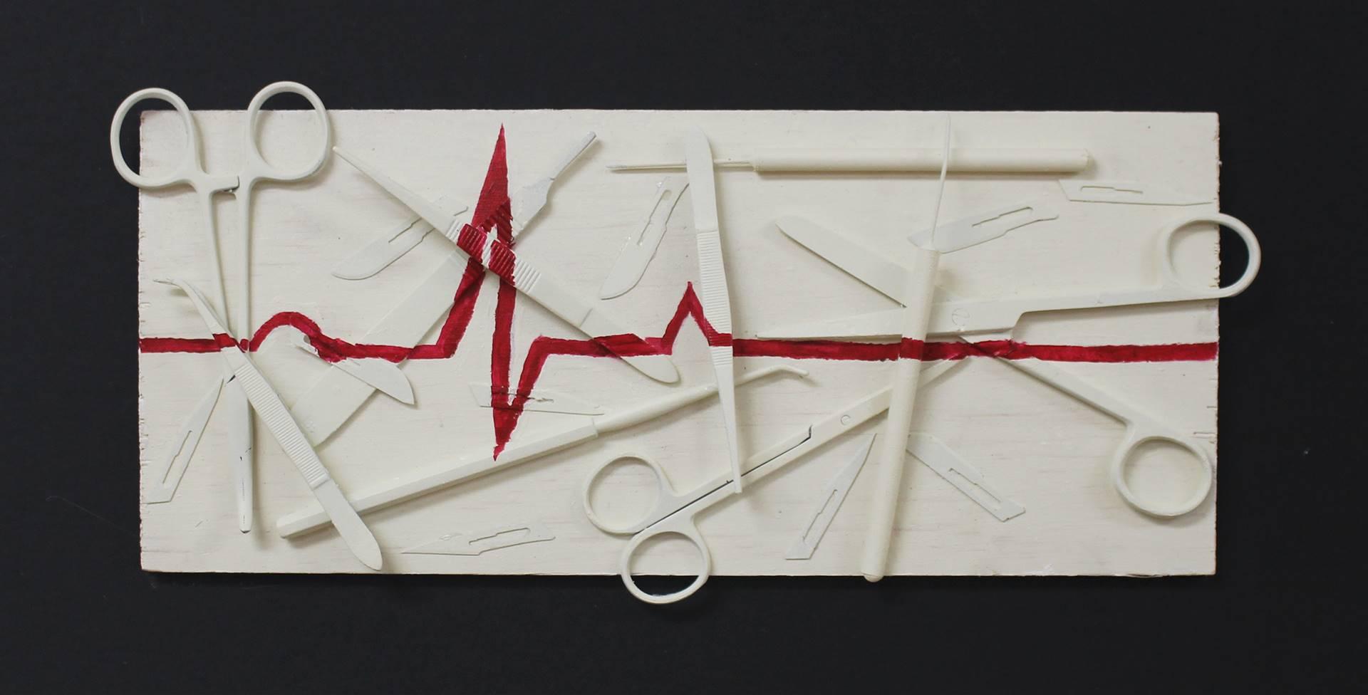 Flatline, Claire Ockner
