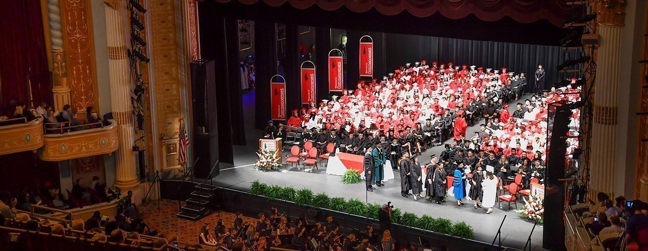 2018 Commencement Ceremony
