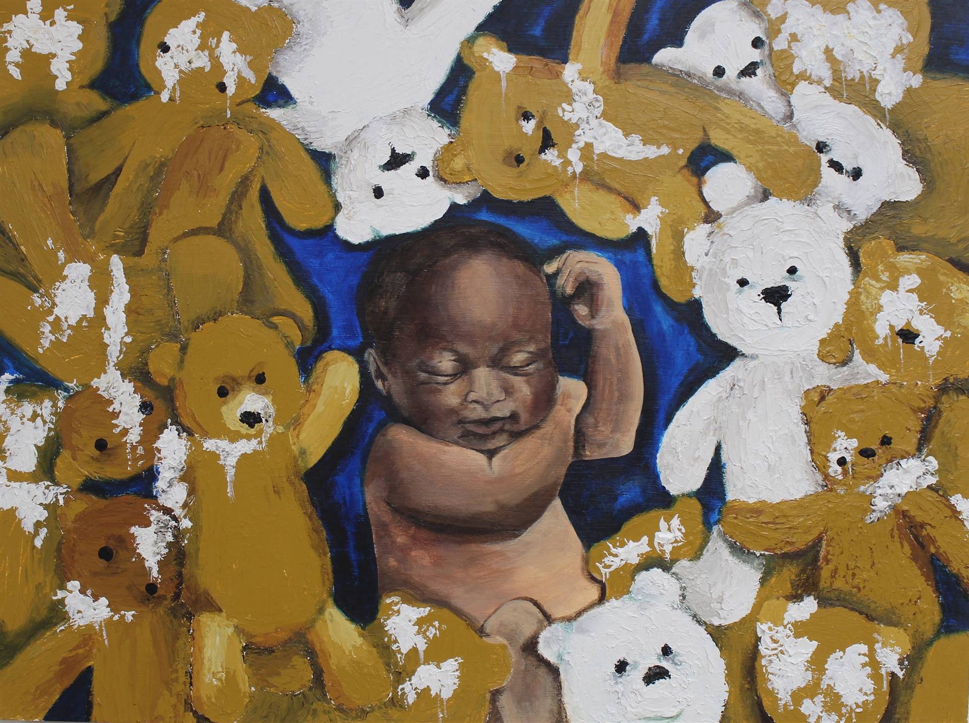 Anne Christy Domingo, The Sea of Bears