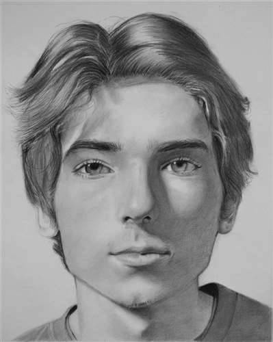 Self Portrait, Miles Callahan