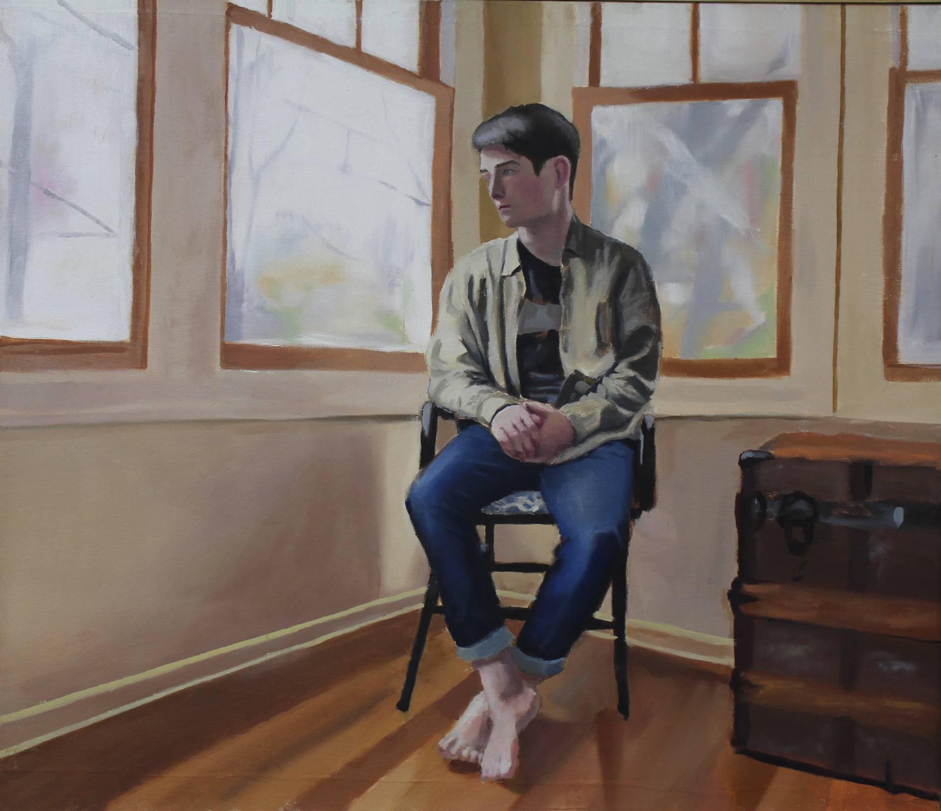 Self Portrait 1, Miles Callahan